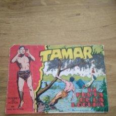 Tebeos: TAMAR Nº 131. Lote 206223112