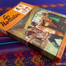 Tebeos: LOS HOLLISTER 15 Y EL VIEJO BARCO. TORAY 11 EDICIÓN 1983. JERRY WEST.. Lote 206231882
