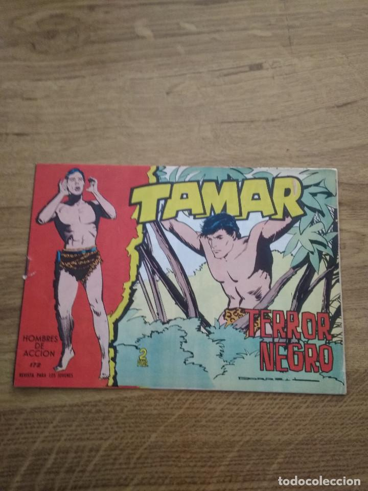 TAMAR Nº 172 (Tebeos y Comics - Toray - Tamar)