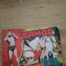 Tebeos: TAMAR Nº 186 ULTIMO. Lote 206245996