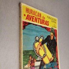 Tebeos: HURACÁN DE AVENTURAS Nº 4 / TORAY 1969. Lote 206265255