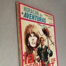 Tebeos: HURACÁN DE AVENTURAS Nº 1 / TORAY 1969. Lote 206265833