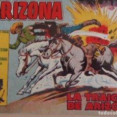 Tebeos: ARIZONA Nº 188. LA TRAICIÓN DE ARIZONA. EDITA TORAY. Lote 206557916