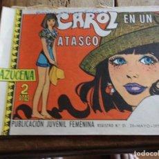 Tebeos: AZUCENA Nº 1210 TORAY. Lote 206565932