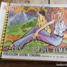 Tebeos: AZUCENA Nº 1205 TORAY. Lote 206566450