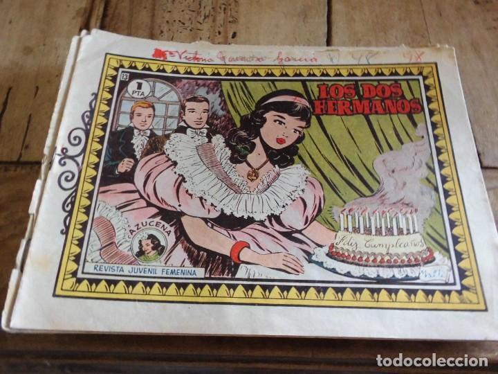 AZUCENA Nº 13 TORAY (Tebeos y Comics - Toray - Azucena)
