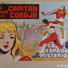 Tebeos: EL HIJO DEL CAPITÁN CORAJE Nº 17. LA ESPADA MISTERIOSA. ORIGINAL. EDITA TORAY. Lote 207007071