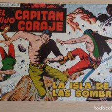 Tebeos: EL HIJO DEL CAPITÁN CORAJE Nº 39. LA ISLA DE LAS SOMBRAS. ORIGINAL. EDITA TORAY. Lote 207007808