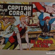 Tebeos: EL HIJO DEL CAPITÁN CORAJE Nº 33. EL PLAZO FATAL. ORIGINAL. EDITA TORAY. Lote 207008137