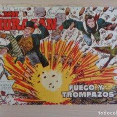 Tebeos: JIM HURACÁN Nº 11. FUEGO Y TROMPAZOS. ORIGINAL. EDITA TORAY.. Lote 207017772