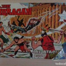 Tebeos: JIM HURACÁN Nº 20. AL ATAQUE. ORIGINAL. EDITA TORAY.. Lote 207018077