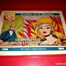 Tebeos: CUENTOS DE LA ABUELITA Nº 231 AÑO 1955 TORAY. Lote 207106636
