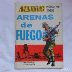 Tebeos: AVENTURAS Nº 11 - ARENAS DE FUEGO - TORAY - AÑOS 60. Lote 207164458