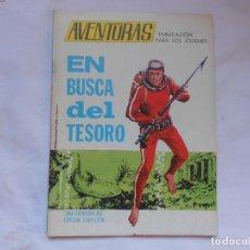 Tebeos: AVENTURAS Nº 3 - EN BUSCA DEL TESORO - TORAY - AÑOS 60. Lote 207164748