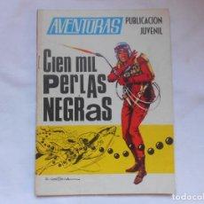 Tebeos: AVENTURAS Nº 35 - CIEN MIL PERLAS NEGRAS - TORAY - AÑOS 60. Lote 207165067