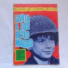 Tebeos: RELATOS DE GUERRA - CARTA A LOS REYES MAGOS - Nº 101 - NOVELA GRAFICA - TORAY - AÑOS 60. Lote 207166626