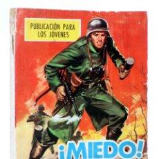 Tebeos: HAZAÑAS BÉLICAS BOIXCAR 109. ¡MIEDO! (BOIXCAR) TORAY, 1969. Lote 207209986