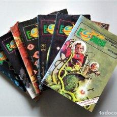 Tebeos: ESPACIO | 7 PRIMEROS NÚMEROS (1-2-3-4-5-6-7) | EDICIONES TORAY, 1982. Lote 207266411