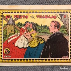 Tebeos: TEBEOS, EL FRUTO DEL TRABAJO, NO.348, COLECCION AZUCENA. EDICIONES TORAY. Lote 207303666