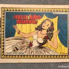 Tebeos: TEBEOS, FELIZ AÑO NUEVO, NO.534, COLECCION AZUCENA. EDICIONES TORAY.. Lote 207304467