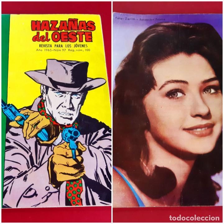 HAZAÑAS DEL OESTE - Nº 97 EXCELENTE ESTADO (Tebeos y Comics - Toray - Hazañas del Oeste)