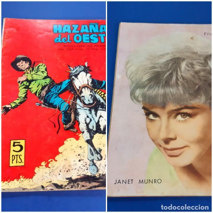 HAZAÑAS DEL OESTE - Nº 107 (Tebeos y Comics - Toray - Hazañas del Oeste)