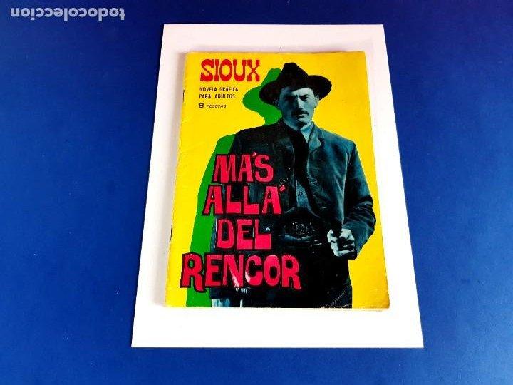 Tebeos: SIOUX Nº 54 EXCELENTE ESTADO - Foto 2 - 207359502