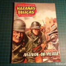 Tebeos: HAZAÑAS BELICAS. N° 9. TORAY.. Lote 207420862