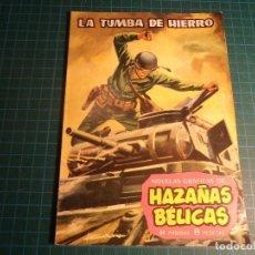 Tebeos: HAZAÑAS BELICAS. N° 1. TORAY.. Lote 207421940