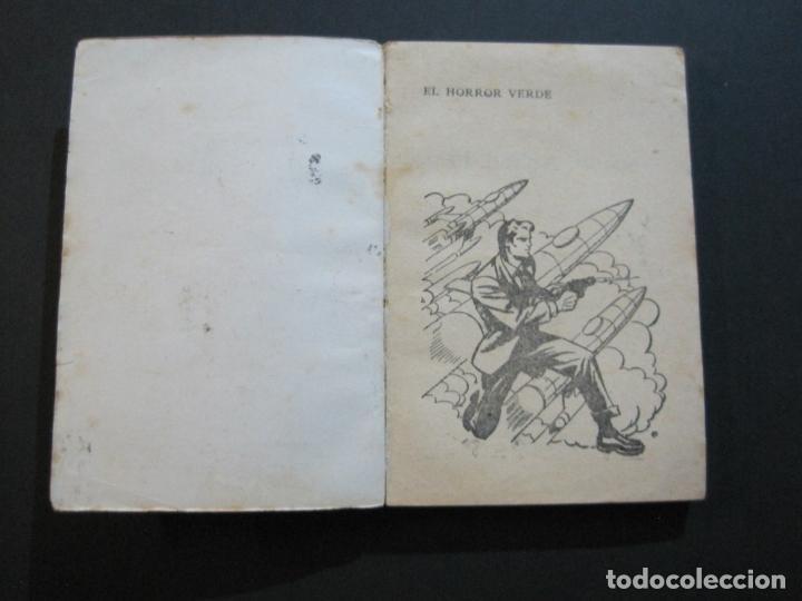 Tebeos: S.I.P-SPACIAL INTERNATIONAL POLICE-EL HORROR VERDE-EDICIONES TORAY-AÑO 1960-VER FOTOS-(V-20.409) - Foto 6 - 207655107