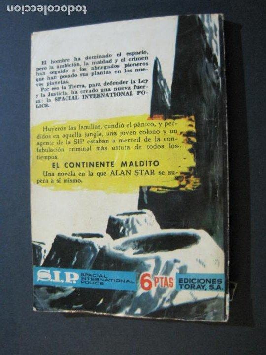 Tebeos: S.I.P-SPACIAL INTERNATIONAL POLICE-EL IMPERIO DE LA MUERTE-EDICIONES TORAY-VER FOTOS-(V-20.410) - Foto 10 - 207655238