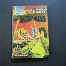Tebeos: S.I.P-SPACIAL INTERNATIONAL POLICE-EL IMPERIO DE LA MUERTE-EDICIONES TORAY-VER FOTOS-(V-20.410). Lote 207655238