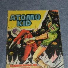 Tebeos: (M1) ATOMO KID N.2 EDT TORAY, SEÑALES DE USO. Lote 207715863