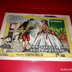 Livros de Banda Desenhada: GRACIELA Nº 292 COLECCIÓN TORAY. Lote 208002500