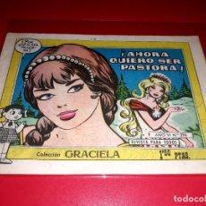 Livros de Banda Desenhada: GRACIELA Nº 294 COLECCIÓN TORAY. Lote 208002757