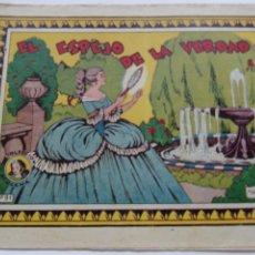 Tebeos: REVISTA JUVENIL AZUCENA NÚM. 91 - EL ESPEJO DE LA VERDAD. Lote 208009478