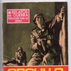 Tebeos: Nº 169 RELATOS DE GUERRA . EDICIONES TORAY S.A. 1966. Lote 208173596