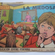 Tebeos: REVISTA JUVENIL AZUCENA NÚM. 1048 - LA MIEDOSA. Lote 208200377