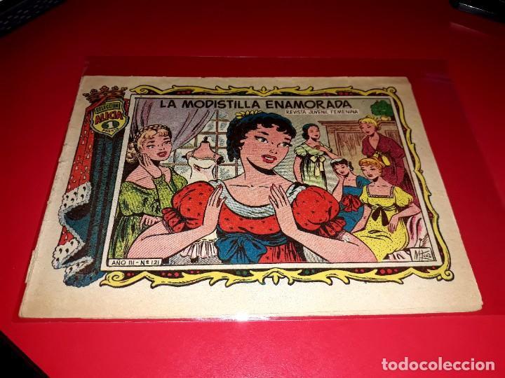 ALICIA COLECCIÓN Nº 121 1955 TORAY (Tebeos y Comics - Toray - Alicia)