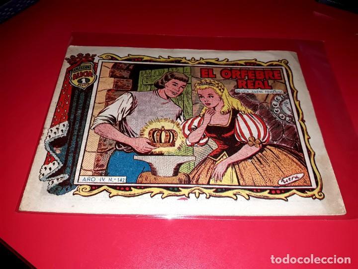 ALICIA COLECCIÓN Nº 142 1955 TORAY (Tebeos y Comics - Toray - Alicia)