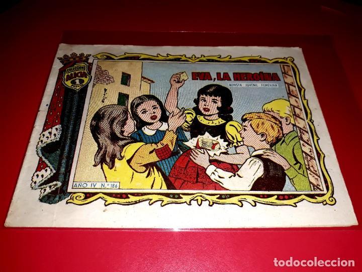 ALICIA COLECCIÓN Nº 186 1955 TORAY (Tebeos y Comics - Toray - Alicia)