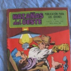 Tebeos: HAZAÑAS DEL OESTE Nº 243. TORAY.. Lote 208943558