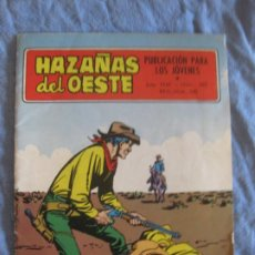 Tebeos: HAZAÑAS DEL OESTE Nº 202. TORAY.. Lote 208943681