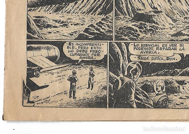 Tebeos: EL MUNDO FUTURO NUM 8 - ORIGINAL - Foto 2 - 209352000