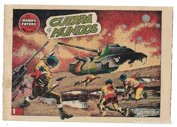 EL MUNDO FUTURO NUM 46 - ORIGINAL (Tebeos y Comics - Toray - Mundo Futuro)