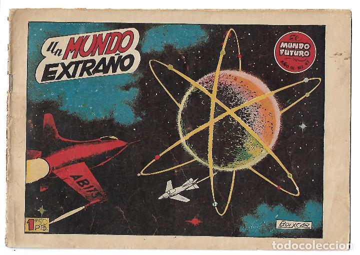 EL MUNDO FUTURO NUM 47 - ORIGINAL (Tebeos y Comics - Toray - Mundo Futuro)
