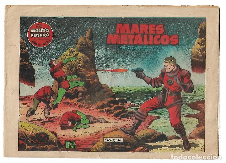 EL MUNDO FUTURO NUM 62 - ORIGINAL (Tebeos y Comics - Toray - Mundo Futuro)