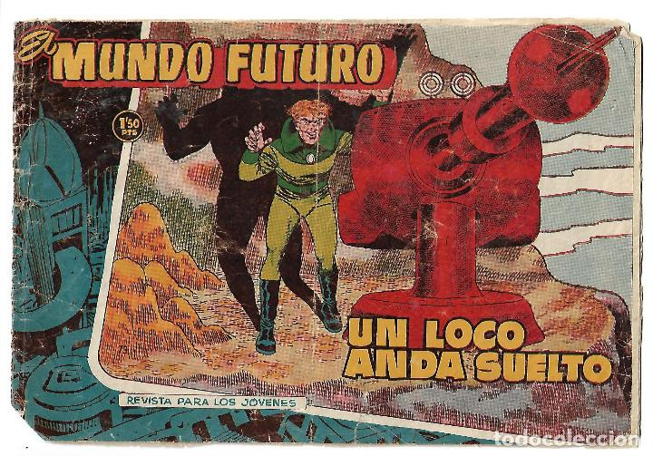 EL MUNDO FUTURO NUM 73 - ORIGINAL (Tebeos y Comics - Toray - Mundo Futuro)
