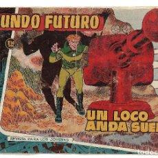 Tebeos: EL MUNDO FUTURO NUM 73 - ORIGINAL. Lote 209353635