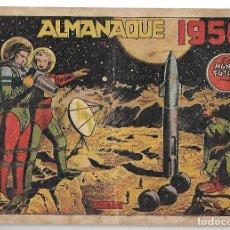 BDs: EL MUNDO FUTURO - ALMANAQUE PARA 1956 - ORIGINAL. Lote 209354010